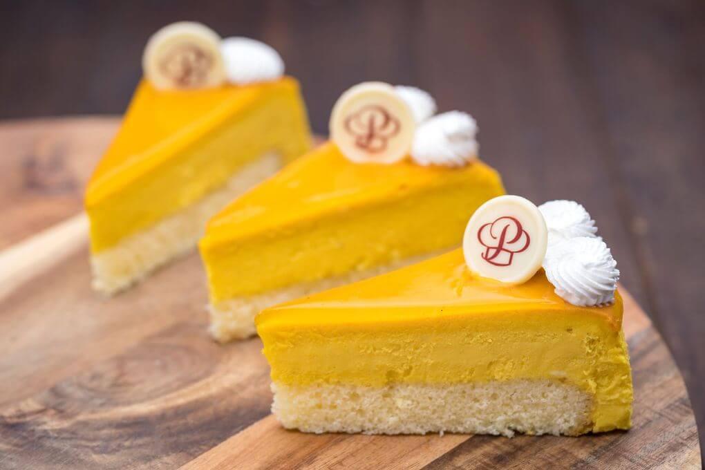 Mango Cheesecake Individual