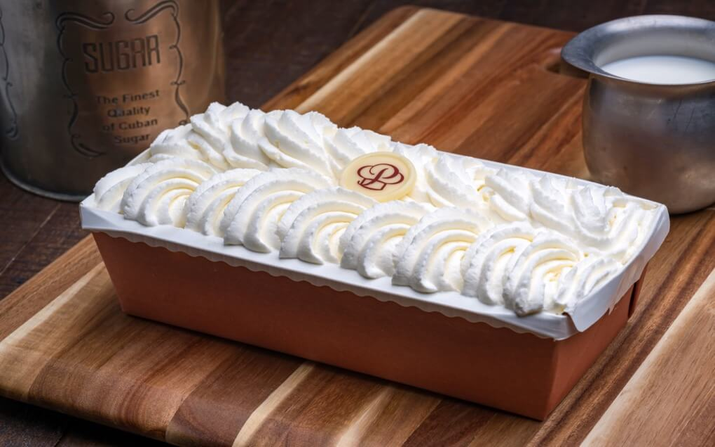 Tres Leches Cake Box