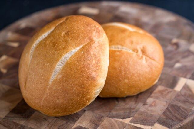 White Torta Bread (French Round)