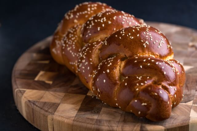 Egg Breads (Challah) Large