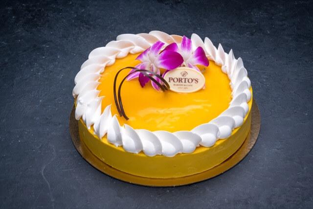 Mango Cheesecake 9″