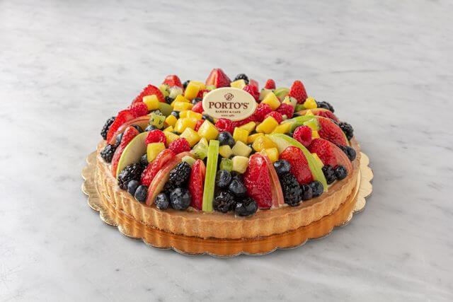 Fresh Fruit Tart 11″