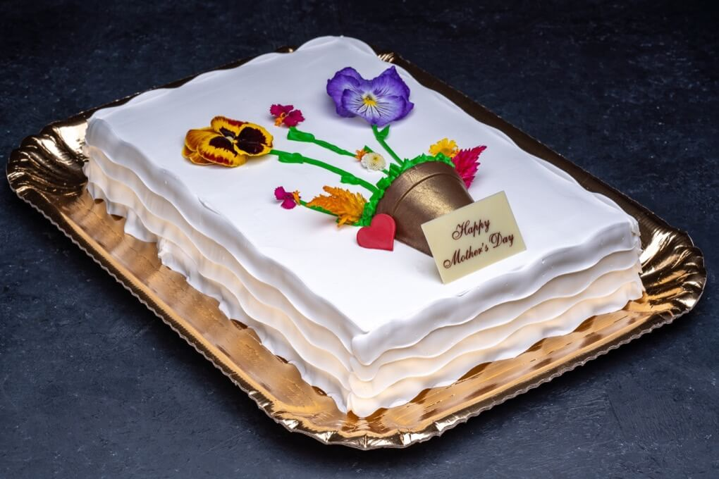 Mother's Day Tres Leches 1/4 sheet