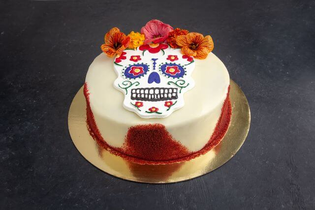 Halloween Red Velvet 9″