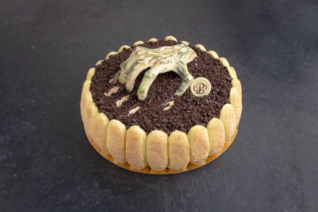 Halloween Tiramisu 9″
