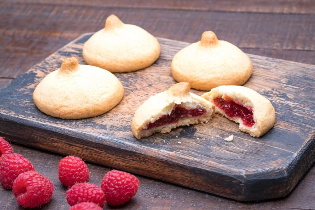 Raspberry Besito™ Cookies
