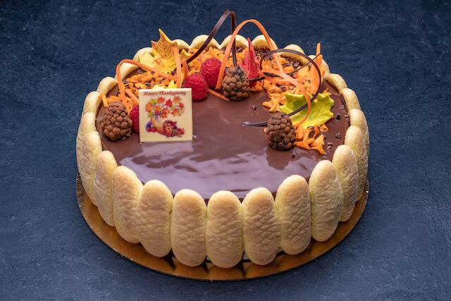 Thanksgiving Tiramisu 9″