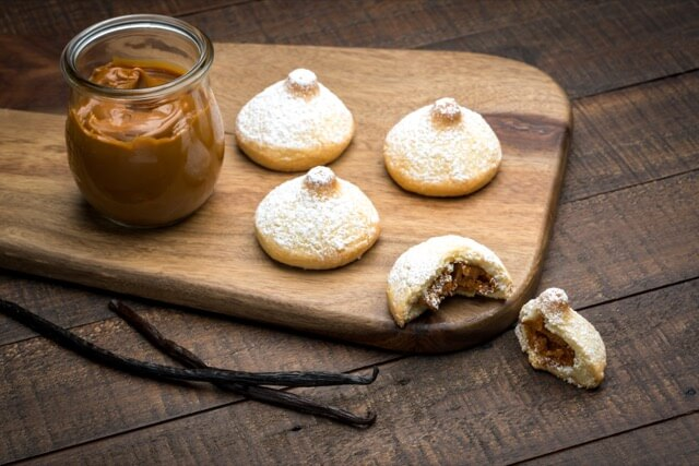 Dulce de Leche Besito™ Cookies