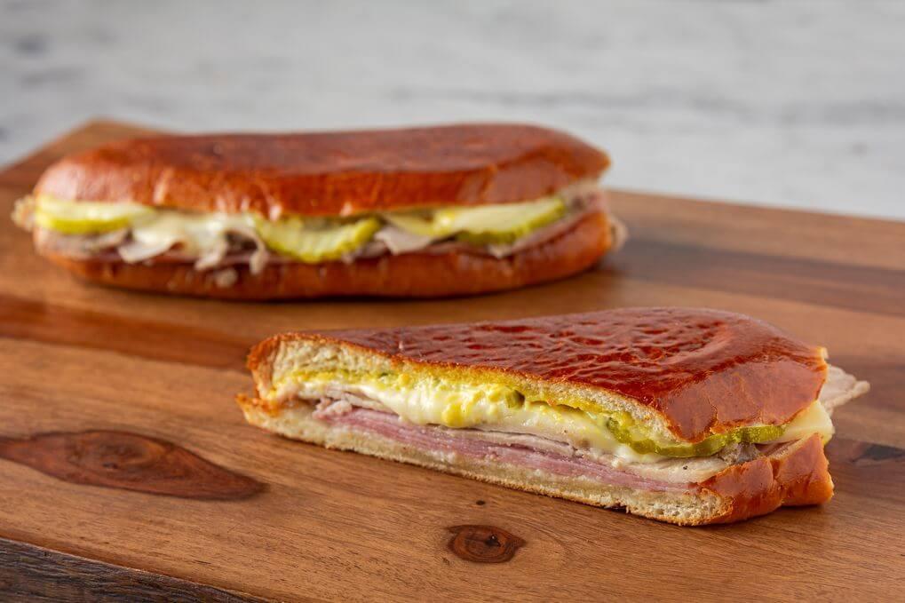 Medianoche (Midnight Sandwich)