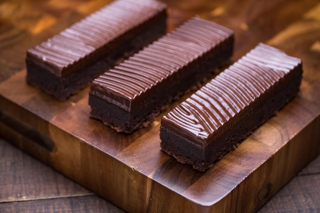 Brownie Slice