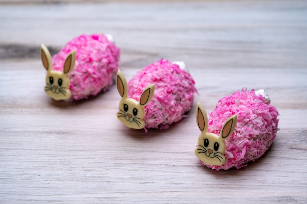 Easter Bunny Cake Individual