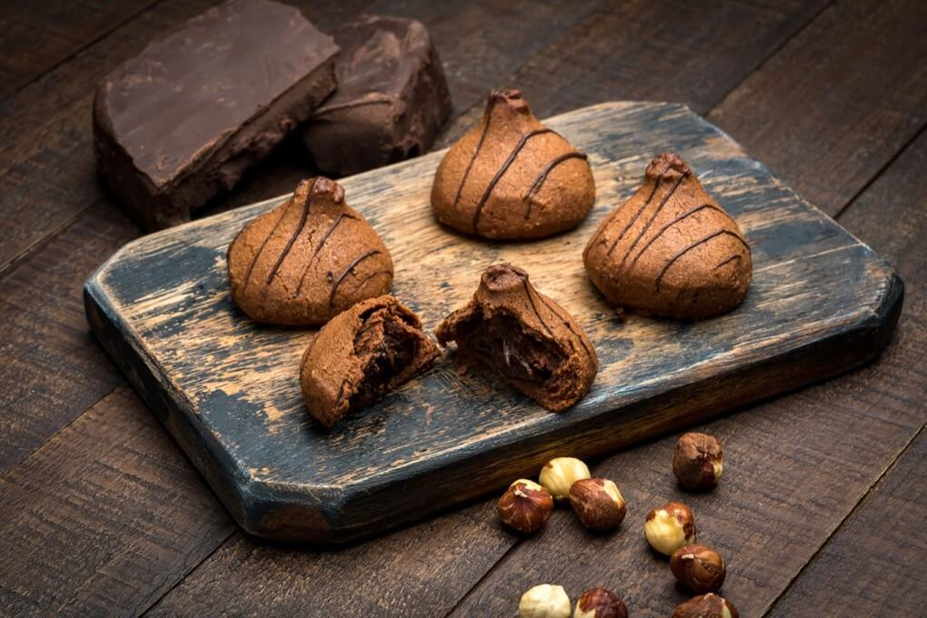 Chocolate Hazelnut Besito™ Cookies
