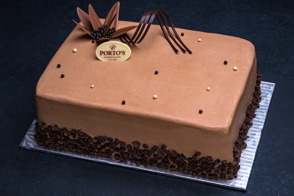 Parisian Chocolate Cake 1/4 Sheet