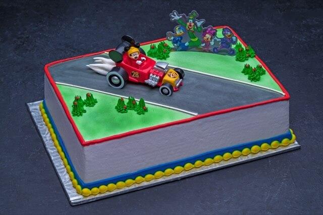 Mickey Wins the Race #1807