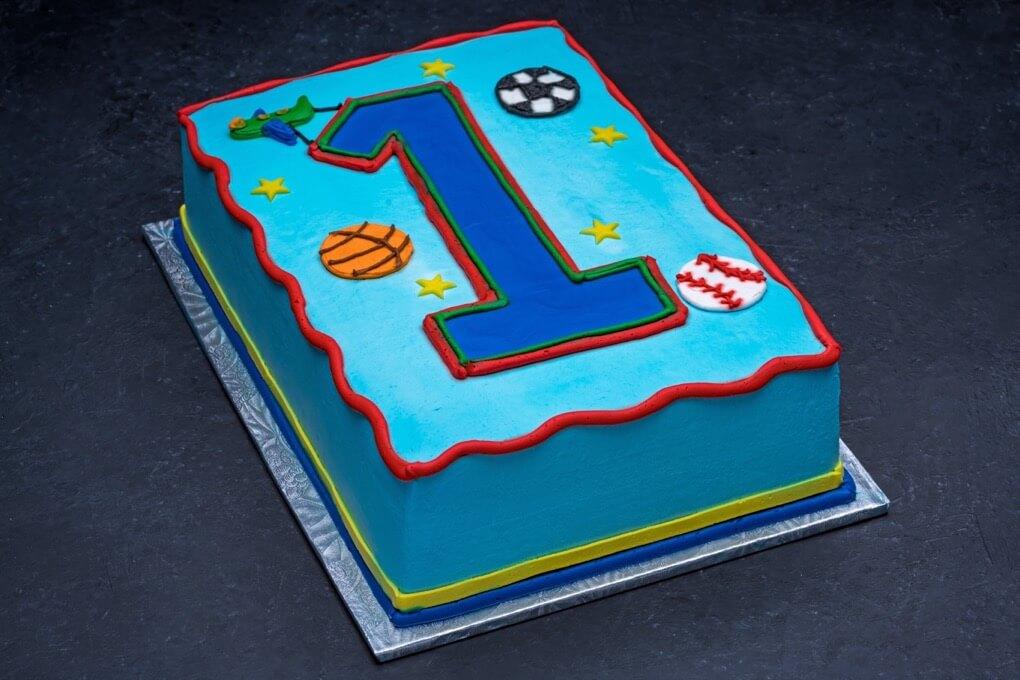 One All Star Birthday #1813
