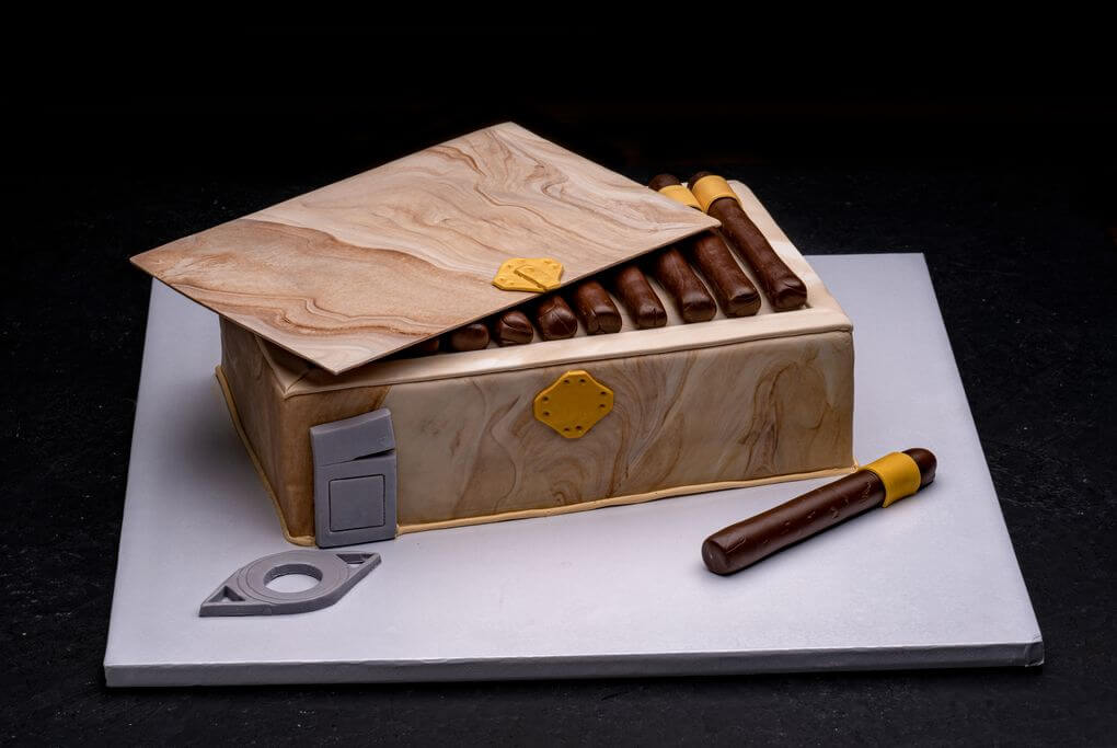 Cigar Box #1854