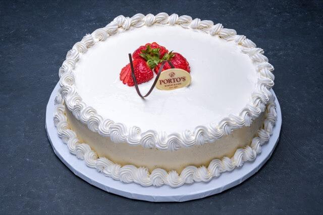 New York Cheesecake 12″