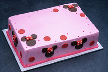 Minnie Mouse Bows and Dots #1889
