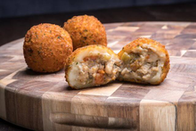 Turkey & Gravy Potato Ball®