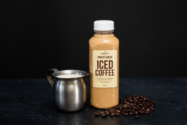 Porto's House Iced Coffee (Cold Brew)