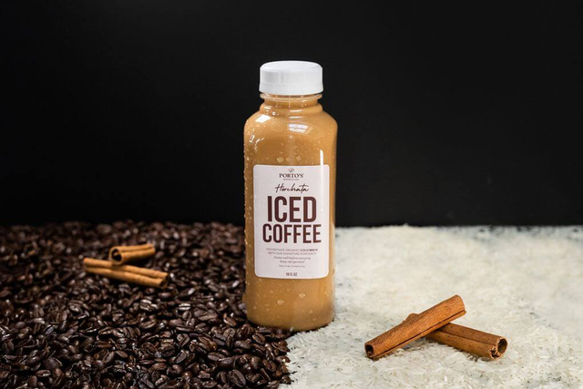 Horchata Iced Coffee (Cold Brew)