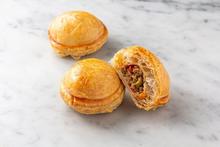 Meat Pie (Pastel de Carne)