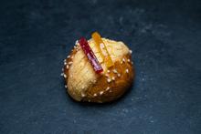 Rosquita (Mini Rosca de Reyes)