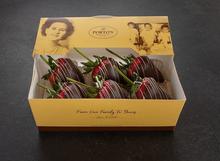 Chocolate Dipped Strawberries – Box of 6