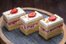 Strawberry Shortcake Individual