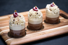 Triple Chocolate Mousse Individual