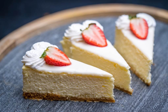 New York Cheesecake Individual
