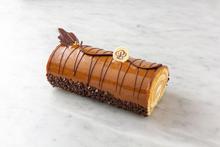 Dulce de Leche Cake Roll