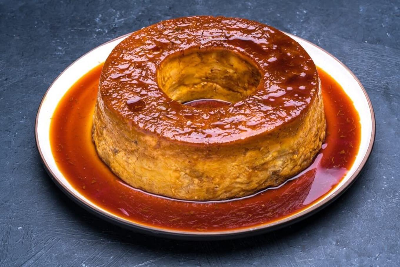 Bread Pudding 8″