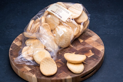 Cuban Crackers (Galletas Cubanas)