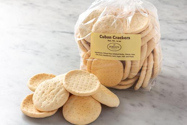Cuban Crackers (Galletas Cubanas)