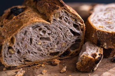 Walnut Raisin Batard