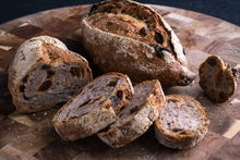 Walnut Raisin Petit Batard