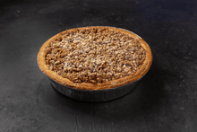 Dutch Apple Crumb Pie 9″
