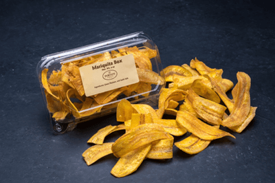 Mariquitas (Plantain Chips)