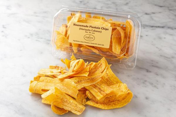 Mariquitas (Plantain Chips)