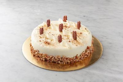 Carrot Cake 9″