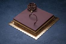 Opera Cake 8″x 8″