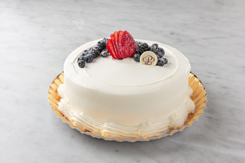 Milk'N Berries™ Cake 8″