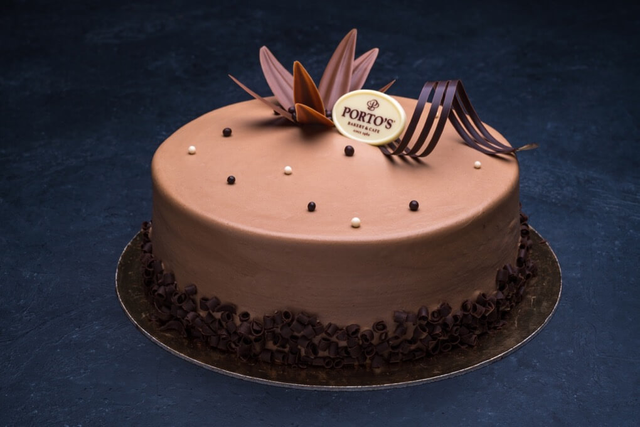 Parisian Chocolate Cake 9