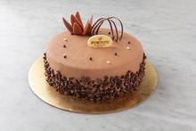 Parisian Chocolate Cake 9″