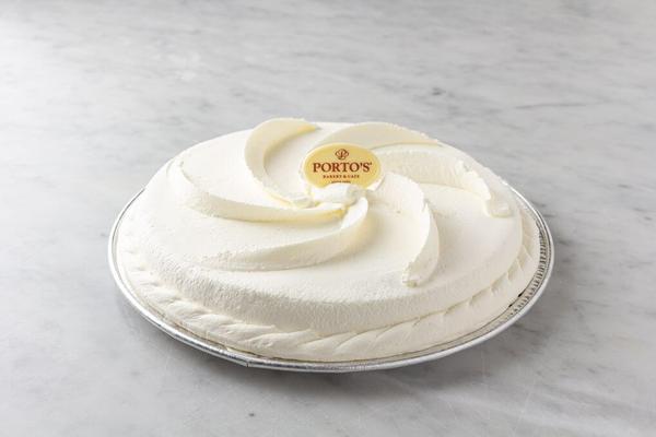 Tres Leches Cake Round