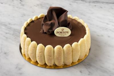 Tiramisu Cake 9″