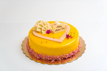 Mother's Day Mango Mousse 9″