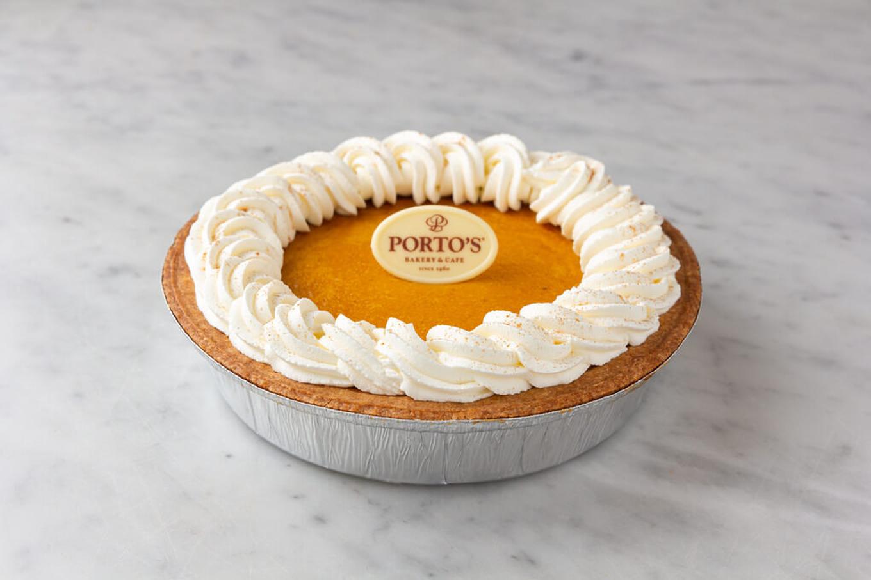 Pumpkin Pie 9″