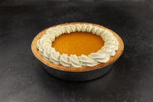 Pumpkin Pie 9″